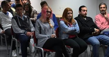 EPAD acolhe alunos Gregos Erasmus+