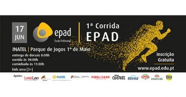 1ª Corrida EPAD | Participação Gratuita