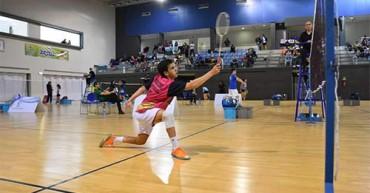 Aluno de Gestão Desportiva Campeão Nacional de Badminton