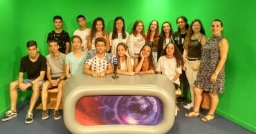1º ano do Curso Técnico de Turismo visita RTP