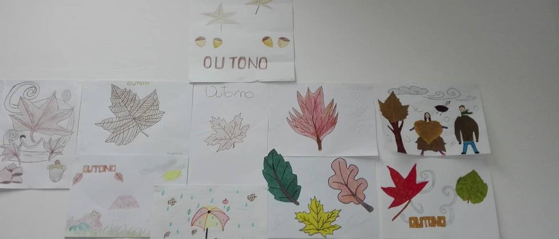 Apoio à Infância - EPAD Gaia - inspira-se no Outono