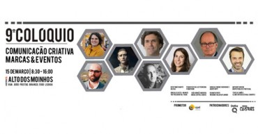 9º Colóquio de Comunicação Criativa, Marcas e Eventos EPAD