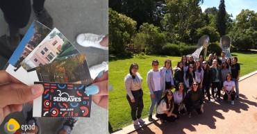 Curso Técnico de Apoio à infância visita Fundação Serralves
