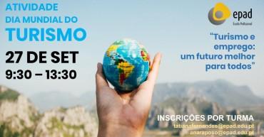 'Dia Mundial do Turismo' EPAD