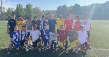 Dia europeu do Desporto Escolar na EPAD Gaia