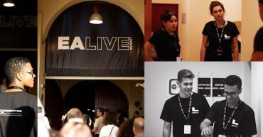 Equipa EPAD viveu momentos únicos na produção do EA LIVE - Campo Pequeno
