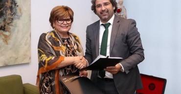 Protocolo de cooperação entre Luso-Formatar e ISCAC