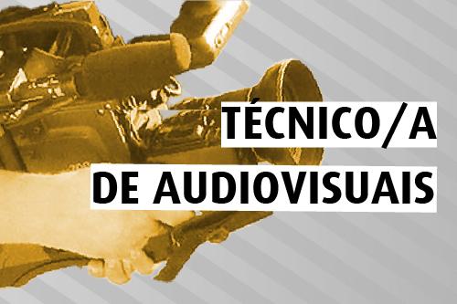 Técnico de Audiovisuais