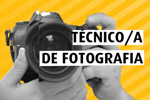 Técnico de Fotografia