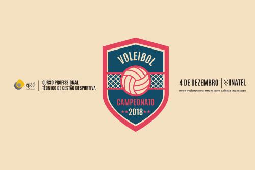 Torneio de Voleibol EPAD 2018