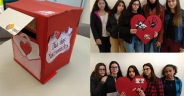 Dia dos Namorados celebrado em EPAD Gaia